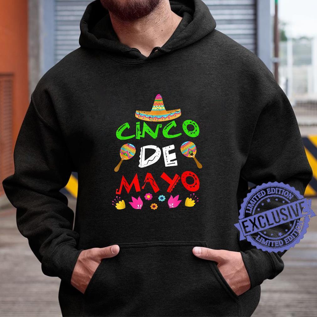 Mexico Cinco de Mayos Cinco De Mayo Shirt hoodie