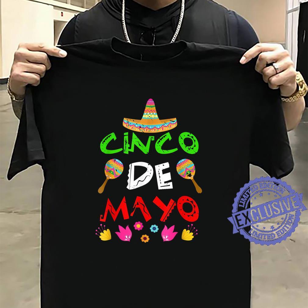 Mexico Cinco de Mayos Cinco De Mayo Shirt sweater