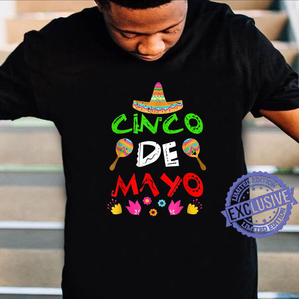 Mexico Cinco de Mayos Cinco De Mayo Shirt