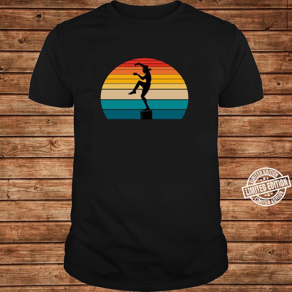 Vintage Karate Martial Arts Shirt Shirt long sleeved