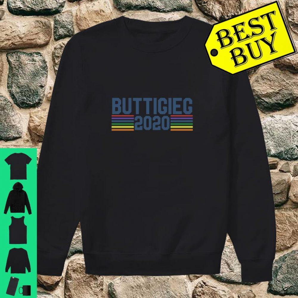 Buttigieg 2020 retro shirt sweater