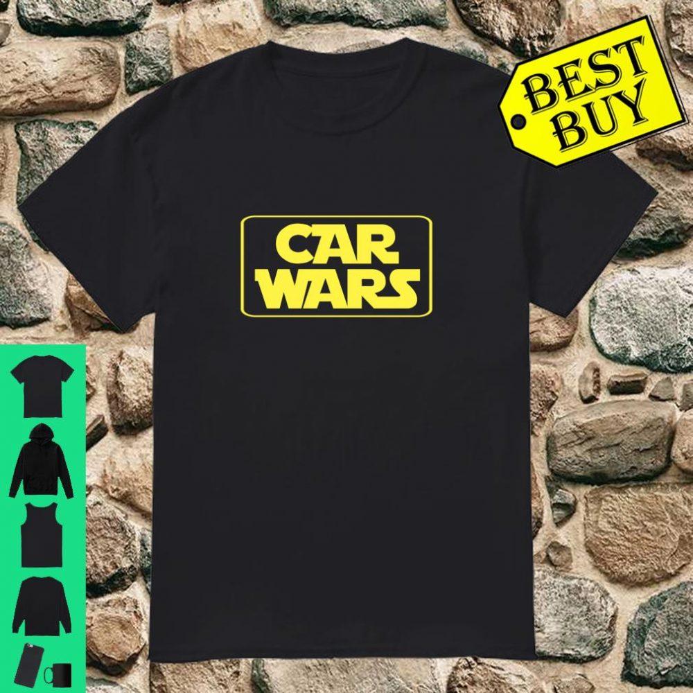 Car Wars Antique Car Enthusiast Shirt