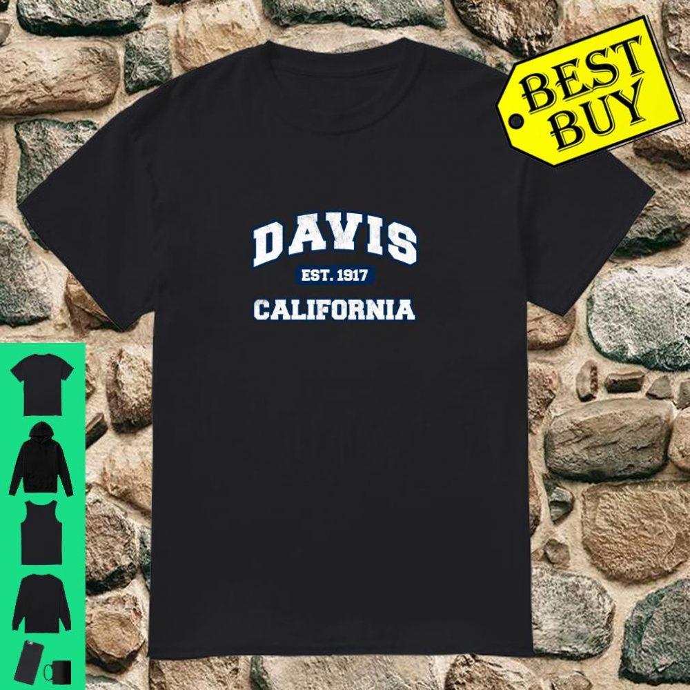 Davis California Davis CA Shirt