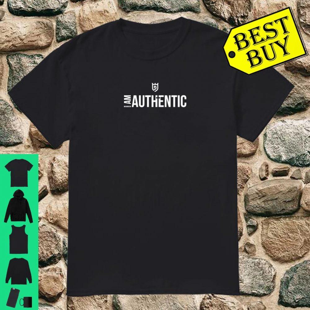 I AM AUTHENTIC - DRIVINE Shirt